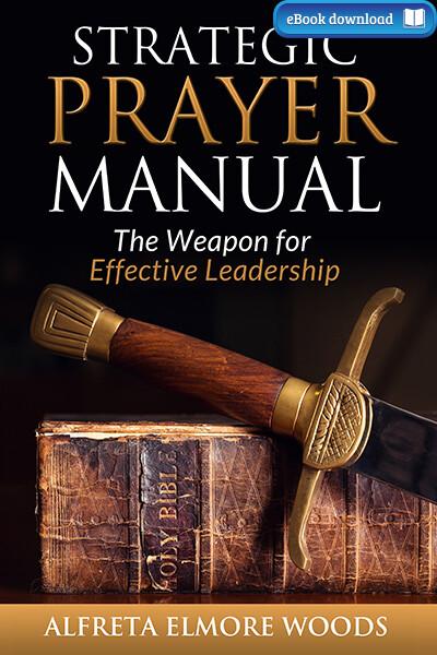 Strategic Prayer Manual (eBook)
