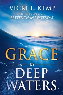 Grace in Deep Waters (Hardcover)