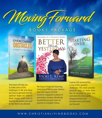 Moving Forward Books Package
