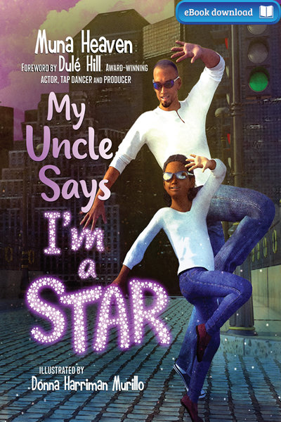 My Uncle Says I'm a Star (eBook)