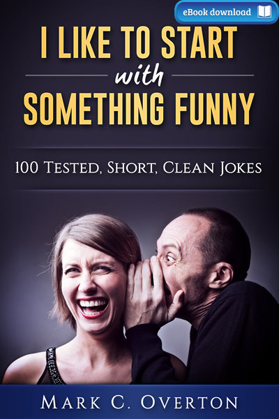I Like to Start with Something Funny (eBook)