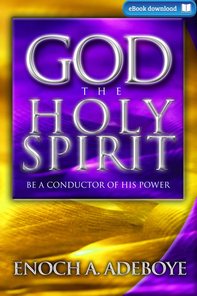 God, The Holy Spirit (eBook)