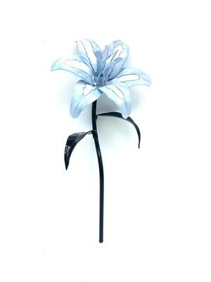 Single Watercolor Lily