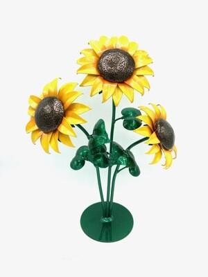 Triple Aluma Sunflower