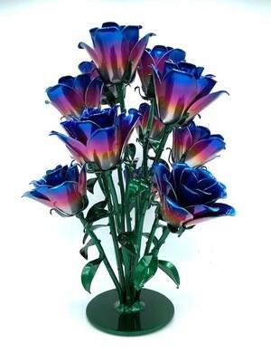 Full Dozen Rose Arrangement