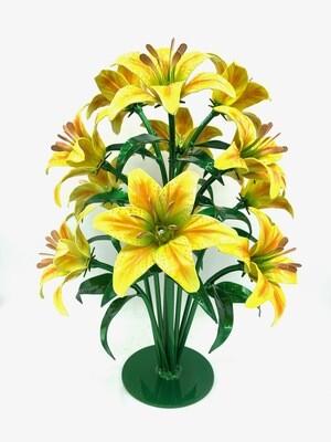 Full Dozen Lily Arrangement