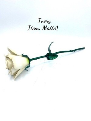 One of a Kind- Matte Flowers