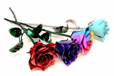 Single Aluma Rose
