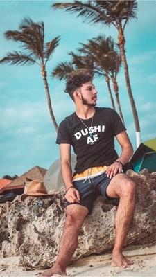Dushi AF Short-Sleeve Unisex T-Shirt