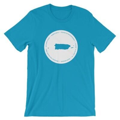 Puerto Rico Short-Sleeve Unisex T-Shirt