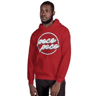 Poco Poco Unisex Hooded Sweatshirt