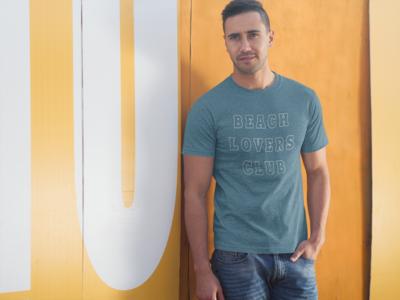Beach Lovers Club Unisex T-Shirt