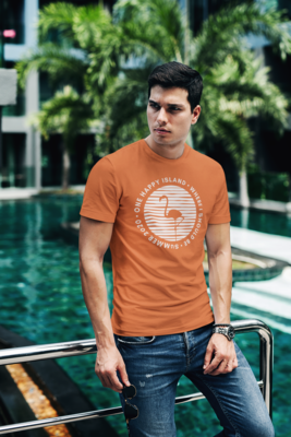 One Happy Island Aruba Unisex T-Shirt