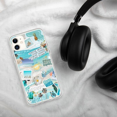 Summer Aesthetic Tumblr iPhone Case