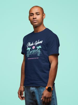 Make Waves Graphic T-Shirt