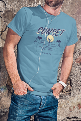 Sunset Chaser Graphic T-Shirt