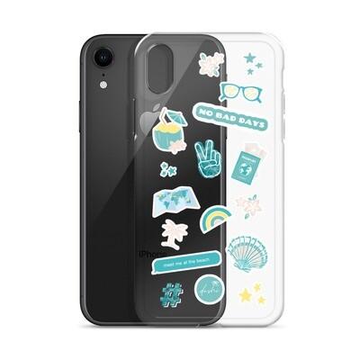 Summer Aesthetic VSCO Tumblr iPhone Case