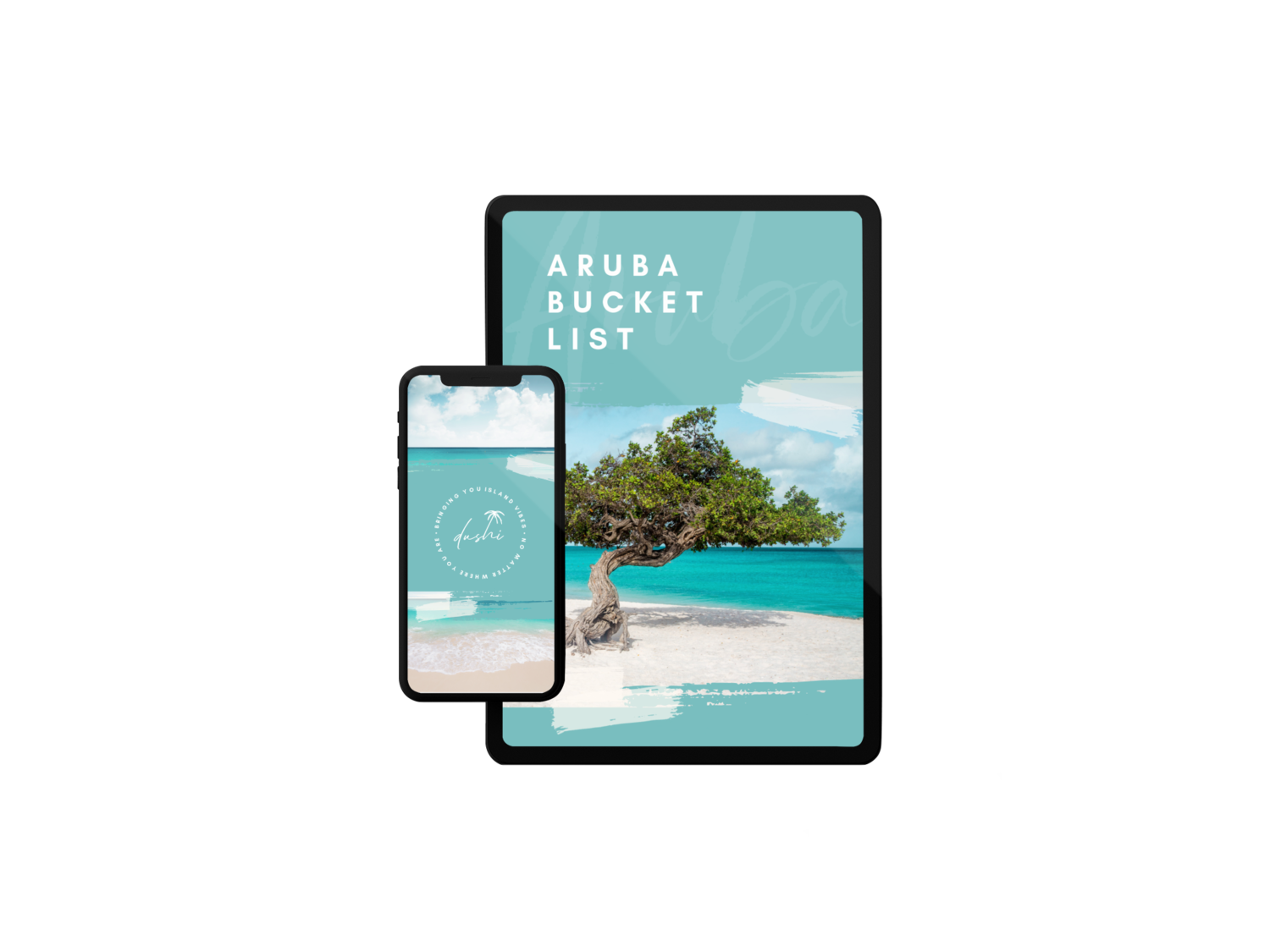 Free Aruba Bucket List