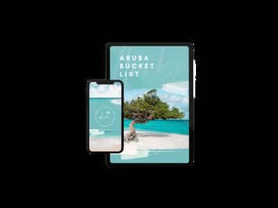 Free Aruba Bucket List