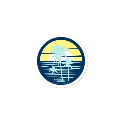 Island Dreams Logo Bubble-free stickers