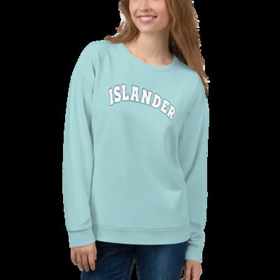 Islander Seafoam Green Sweatshirt