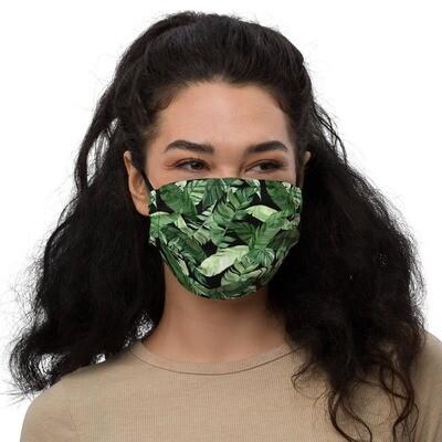 Palm Leaf Face mask