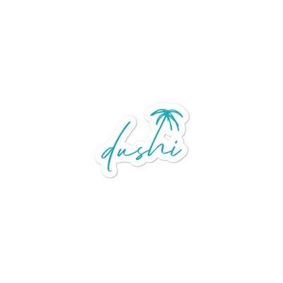 Dushi Logo Bubble-free stickers