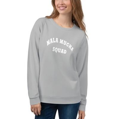 Mala Mucha Squad Gray Sweatshirt