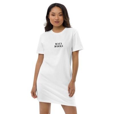 Mala Mucha Organic Cotton T-shirt Dress