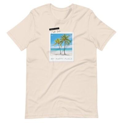 Mentally I Am Here Polaroid T-Shirt