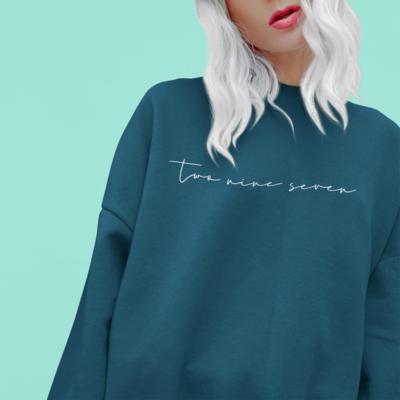 Two Nine Seven Unisex Sweatshirt