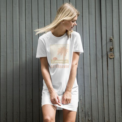 Daydreamer Organic Cotton T-shirt Dress