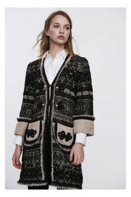 Extreme Collection giacca lunga