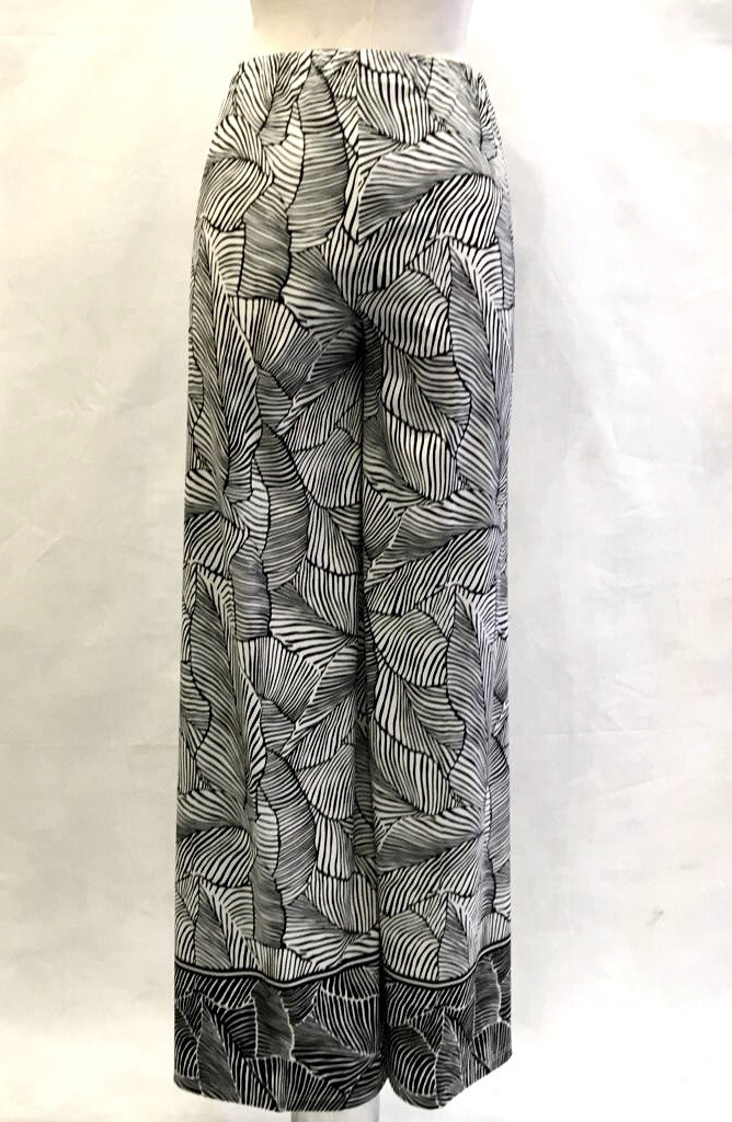 Pantalone Fantasia foglie
