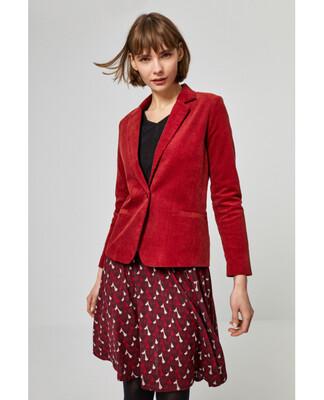 Surkana giacca in velluto