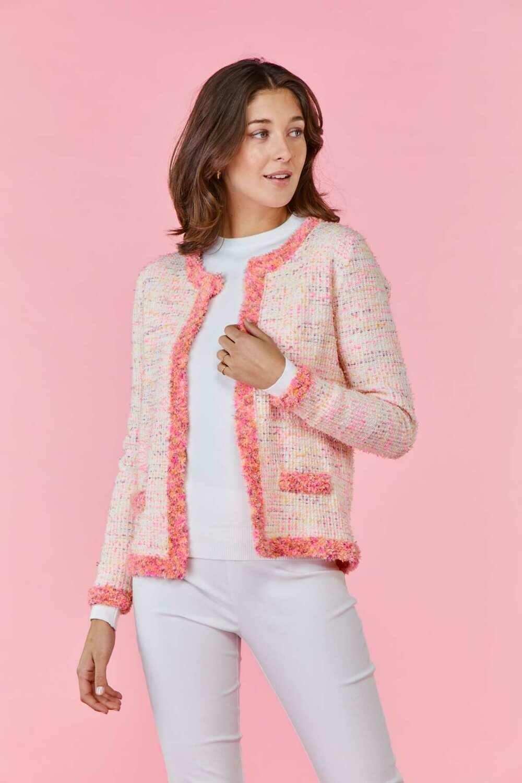 Derhy giacca in maglia