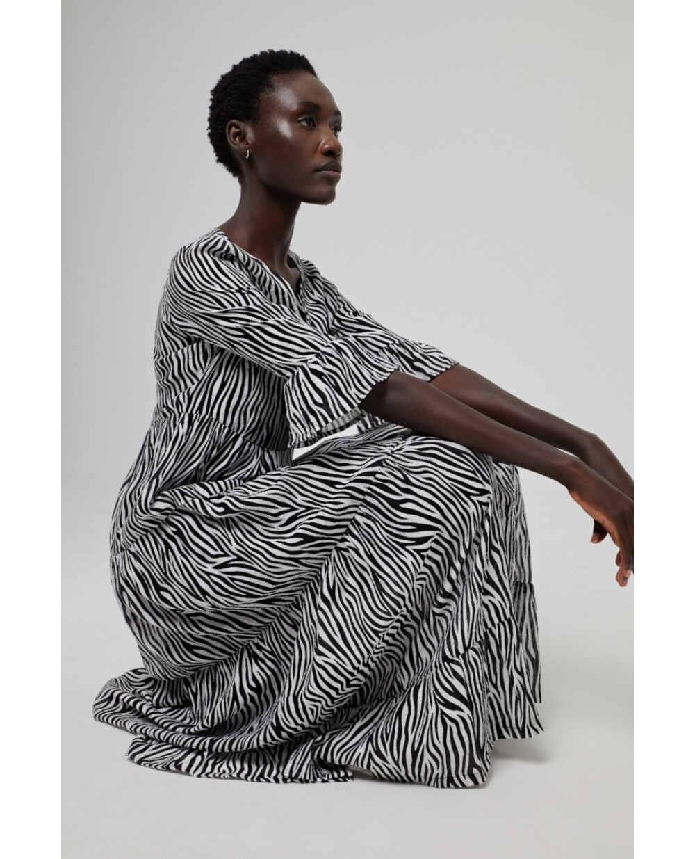Surkana abito zebrato