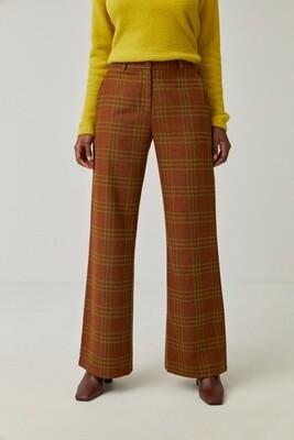 Surkana pantaloni a quadri