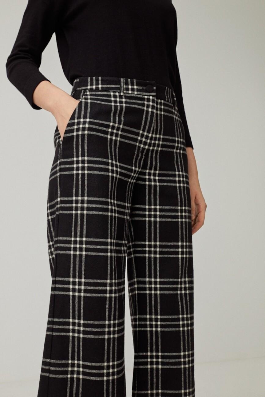 Surkana pantalone quadri