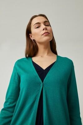 Surkana cardigan verde