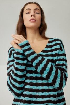 Surkana maglia a righe