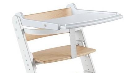 """Жесткий ограничитель + столик в цвет стула детям с 3-х месяцев на стул """"КОМФОРТ"""" (доступны все цвета)"""