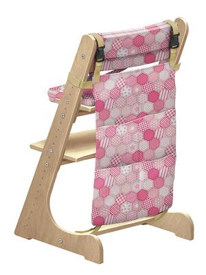 Карман на стул для игрушек Фламинго