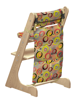 Карман на стул для игрушек Колибри