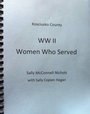 WW II Women Who Served