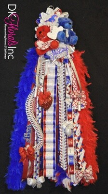 The Supreme Double Homecoming Mum