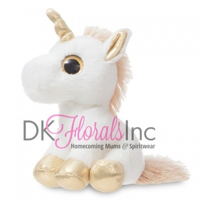 Sparkle Unicorn Plush - Homecoming Mums