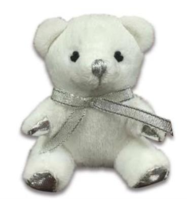 Mini Metallic Bear