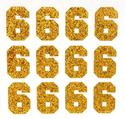 Block Numbers - Per Number
