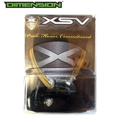 XSV Paintball Rail - Gloss Black